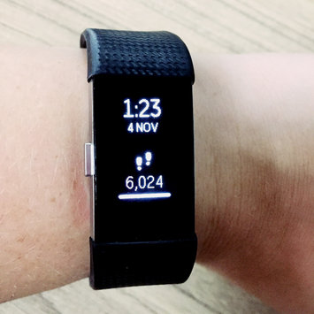 Photo of Fitbit Charge 2 - Black, Large by Fitbit uploaded by Jade L.