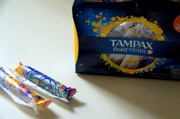 Photo of Tampax Pocket Pearl Regular uploaded by Diana B.
