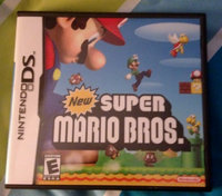 New Super Mario Bros for DS uploaded by Carly S.