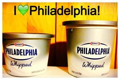 Philadelphia Cream Cheese uploaded by Amy M.