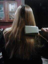 Photo of Goody® QuikStyle Paddle Brush uploaded by Kimberly S.