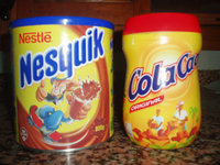 Nesquik® Vanilla Flavor Powder uploaded by María S.