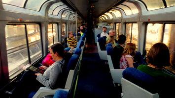 Photo of Amtrak uploaded by Haley J.