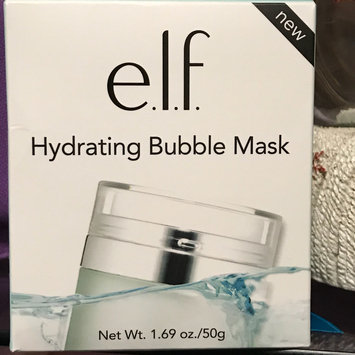 Photo of e.l.f. Hydrating Bubble Mask uploaded by Barbara B.