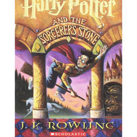 Harry Potter and the Sorcerer's Stone (Hardcover) uploaded by Stephanie B.