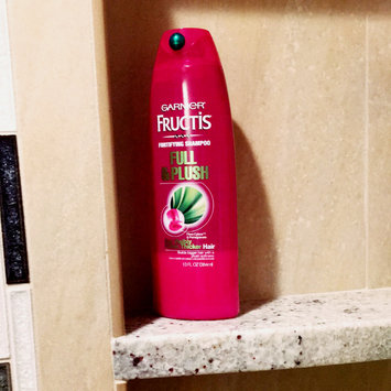 Photo of Garnier Fructis Full & Plush Shampoo uploaded by Megan P.