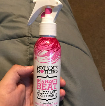Photo of Not Your Mother's® In A Heartbeat™ Blow Dry Accelerator uploaded by Blaire G.