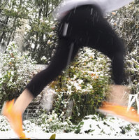 Nike Women's Free RN Running Shoes, Black uploaded by Kacie C.