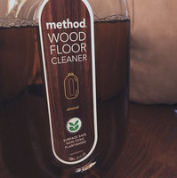 method almond scented wood floor cleaner refill uploaded by Mary Jane B.