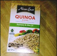 Near East Quinoa Rosemary & Olive Oil Blend uploaded by Megan J.