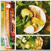 Knorr Chicken Bouillon, 6ct (Pack of 24) uploaded by Lesley D.