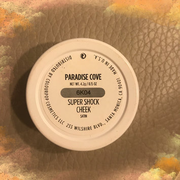 Photo of ColourPop Super Shock Cheek Tough Love Pearlized Highlighter uploaded by Stephanie B.