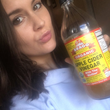 Photo of A.M. HW Bragg Apple Cider Vinegar 16oz uploaded by Morgan C.