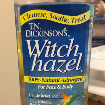 Photo of T.N. Dickinson's Witch Hazel Astringent uploaded by Lisa G.