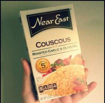 Photo of Near East Roasted Garlic & Olive Oil Couscous Mix uploaded by Megan J.