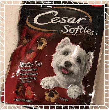 Photo of Cesar® Canine Cuisine Softies Medley Trio 6 oz uploaded by Ashley ✨.