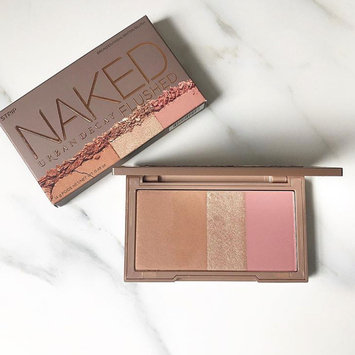Urban Decay Naked Flushed uploaded by Tina M.