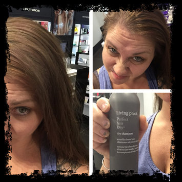 Photo of Living Proof Healthy Hair Dry Shampoo uploaded by Stephanie L.