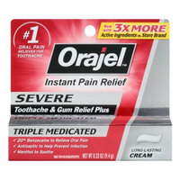 Orajel Toothache Pain Relief Gel, 0.125 oz uploaded by Yvonne J.