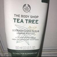 THE BODY SHOP® Tea Tree Squeaky-Clean Scrub uploaded by ZARA M.