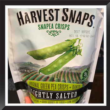Photo of Harvest Snaps Snapea Crisps Lightly Salted uploaded by Jerica C.