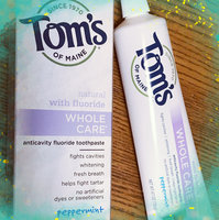 Tom's OF MAINE Peppermint Whole Care® Toothpaste uploaded by Allie V.