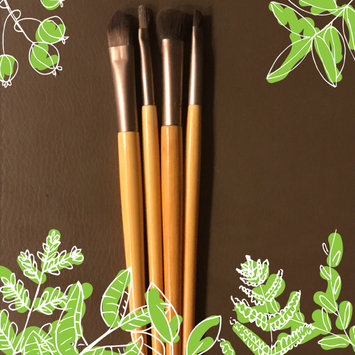 Photo of EcoTools 6 Piece Essential Eye Brush Set uploaded by Stephanie B.
