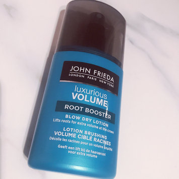 Photo of John Frieda® Luxurious Volume Fine to Full Blow-Out Spray uploaded by Tina M.