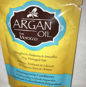 Photo of Hask Argan Oil Intense Deep Conditioning Hair Treatment uploaded by Bree F.