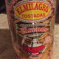 El Millagro Homestyle Tostados - 14 oz uploaded by Anna V.