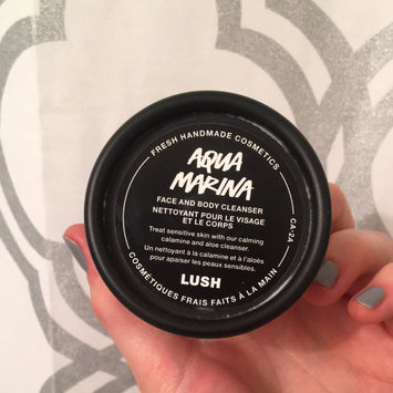 LUSH Aqua Marina Face and Body Cleanser uploaded by Carrera D.