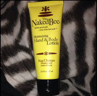 Nag Champa Hand + Body Lotion by The Naked Bee (2.25oz Lotion) uploaded by Liliane D.