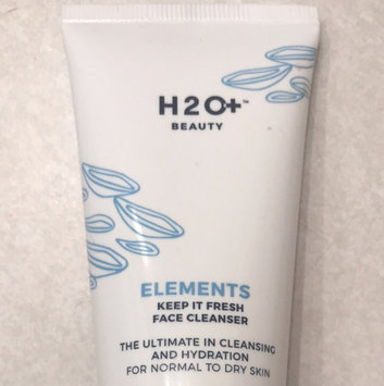 Photo of H20 Plus H2O Plus Elements Keep it Fresh Face Cleanser for Normal to Oily Skin, 4 oz uploaded by Kim W.