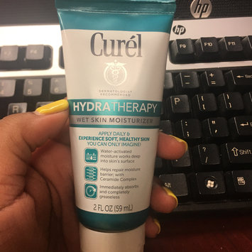 Curel® Hydra Therapy Wet Skin Moisturizer uploaded by Jasmyn P.