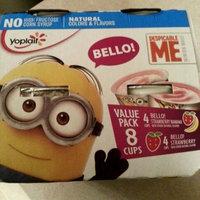 Yoplait® Despicable Me Bello! Strawberry Banana Low Fat Yogurt uploaded by sablerose C.