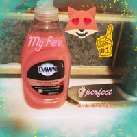 Dawn® Ultra Hand Renewal Pomegranate Splash Scent Dishwashing Liquid 8 fl. oz. Plastic Bottle uploaded by CinDy G.