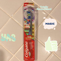 Colgate® 360°® 4 Zone Clean FHM Manual Toothbrush Medium uploaded by CinDy G.