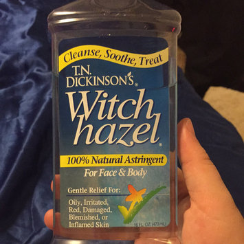Photo of T.N. Dickinson's Witch Hazel Astringent uploaded by Bradsha P.