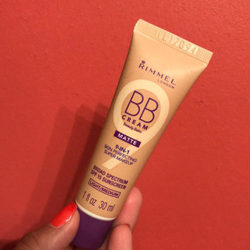 Photo of Rimmel London BB Cream 9-in-1 Skin Perfecting Super Makeup uploaded by Amy K.