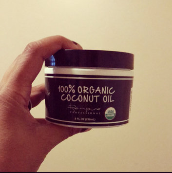 Photo of Renpure Professional 100% Organic Coconut Oil - 8 oz uploaded by Angela S.