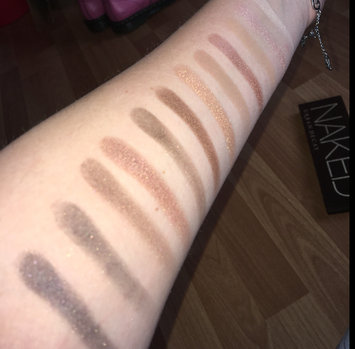 Urban Decay Naked Palette uploaded by iris♈️ I.
