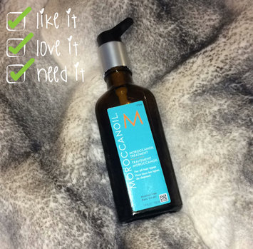 Photo of Moroccanoil Treatment uploaded by Chelsea L.