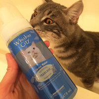 Whisker City® Tearless Non-Rinse Waterless Cat Shampoo uploaded by Sammi Z.