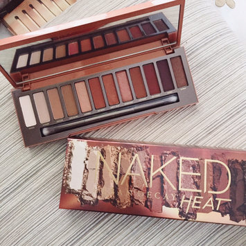 Urban Decay Naked Heat Eyeshadow Palette uploaded by Kalina H.