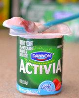 Activia Greek Light Yogurt Vanilla 5.3 Oz 4 Pk Cups uploaded by Jay J.