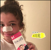 Biore Deep Cleansing Pore Strips uploaded by no l.