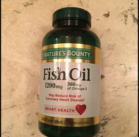Nature's Bounty Fish Oil uploaded by darkskin e.