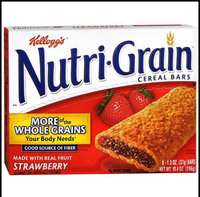 Kellogg's® Nutri-Grain® Cereal Bars Strawberry uploaded by Samantha J.
