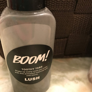 Photo of LUSH Boom! Toothy Tabs uploaded by Brianna H.