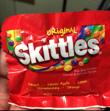 Photo of Skittles® Original Fruit Candy uploaded by Daislyn R.